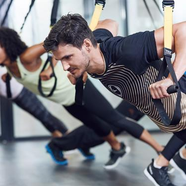 Das Training der Navy Seals – TRX-Kurse